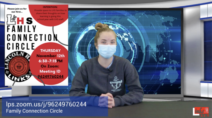 LinksLIVE! The LHS News Broadcast 11/12/2020