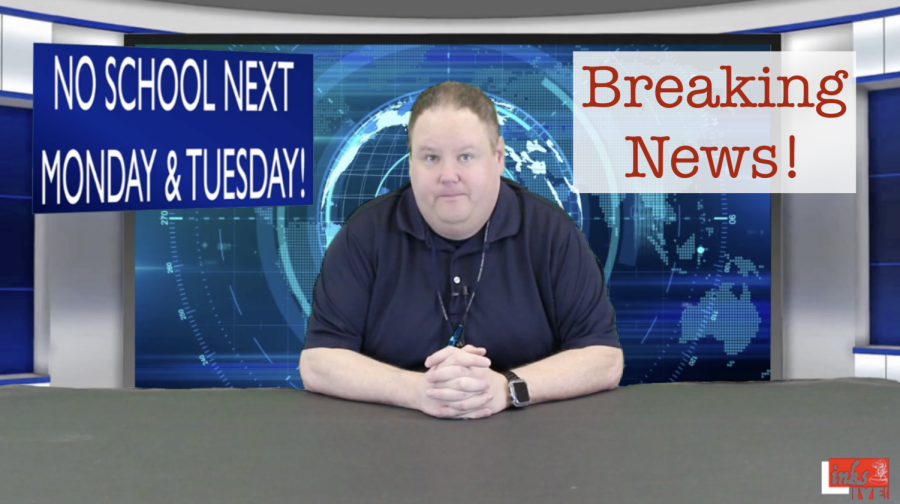 LinksLIVE! The LHS News Broadcast 11/16/2020