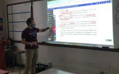 Navigation to Story: World Language teacher at Lincoln High School kicks butt