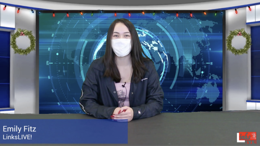 LinksLIVE! The LHS News Broadcast 11/20/2020