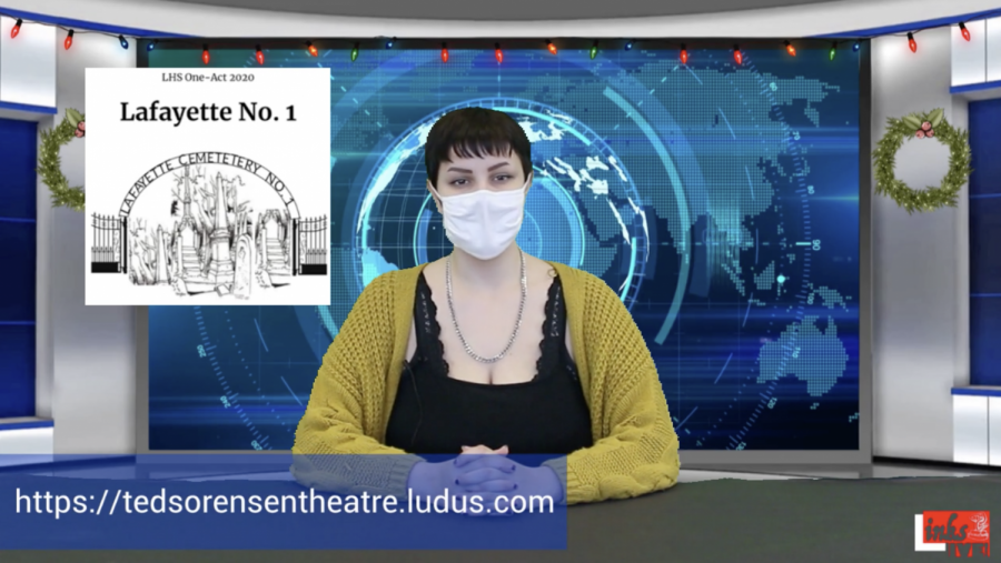 LinksLIVE! The LHS News Broadcast 11/30/2020