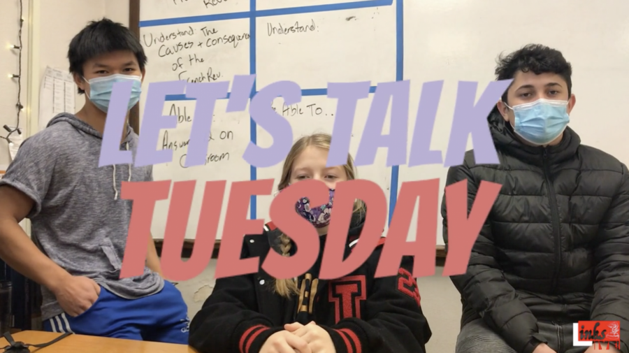 LinksLIVE! The LHS News Broadcast 12/1/2020